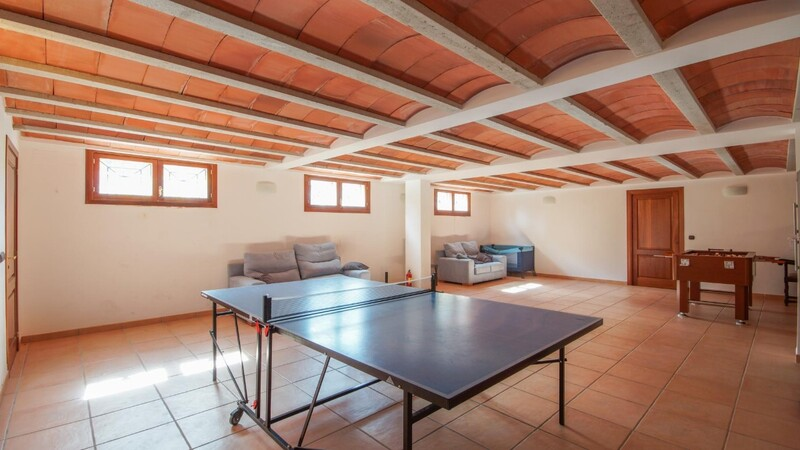 Villa in Costa de la Calma - Game room