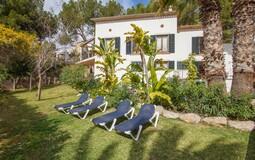 Villa in Costa de la Calma - Garden