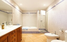 Villa in Costa de la Calma - Guest bathroom