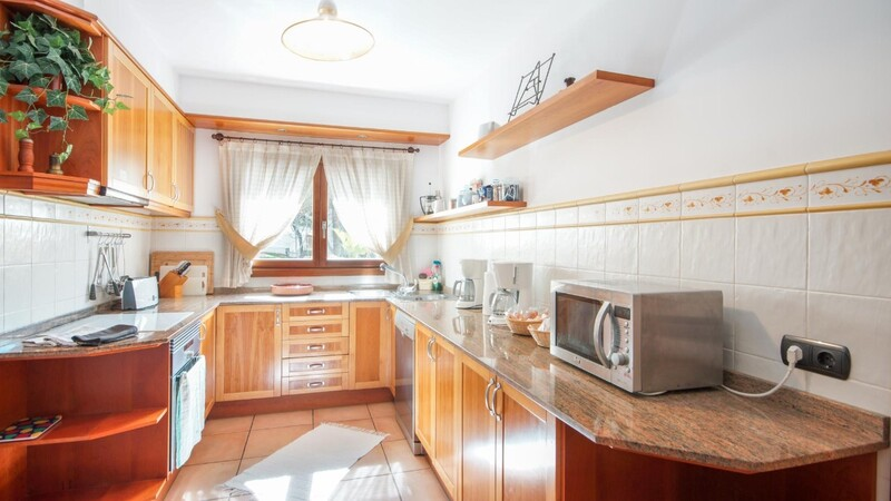 Villa in Costa de la Calma - Kitchen