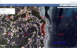 Plot in Canyamel - Google maps