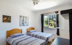 Detached Villa in El Toro - Port Adriano - Bedroom