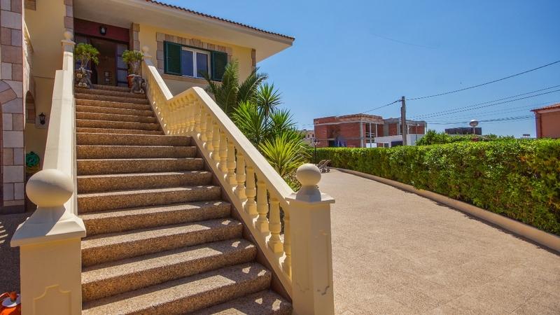 Detached Villa in El Toro - Port Adriano - Building stairway