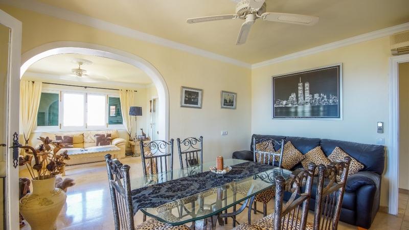Detached Villa in El Toro - Port Adriano - Dining room