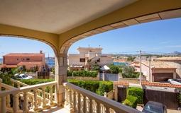 Detached Villa in El Toro - Port Adriano - Terrace