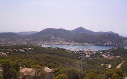 Under Construction in Andratx - Port Views