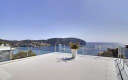 Detached Villa in Camp de Mar - Bedroom Balcony