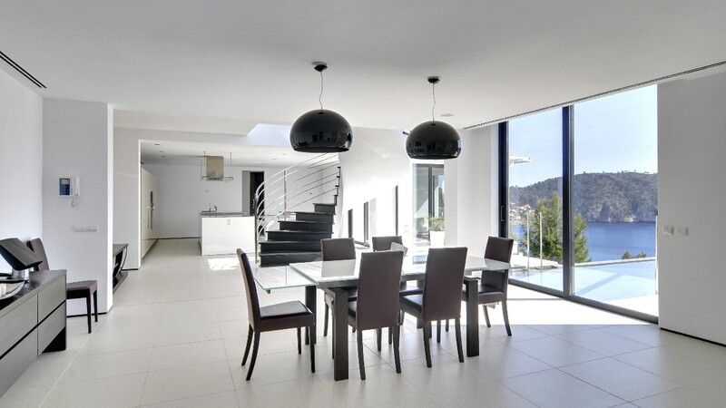 Detached Villa in Camp de Mar - Dining room