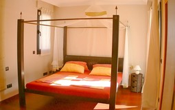 Detached House in Cala Vinyes - bedroom