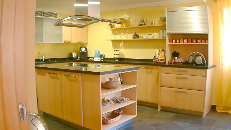 Detached House in Cala Vinyes - Kitchen