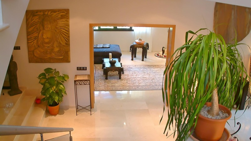 Detached House in Cala Vinyes - Open Hall