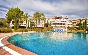 Garden Apartment in Mallorca - Pool area