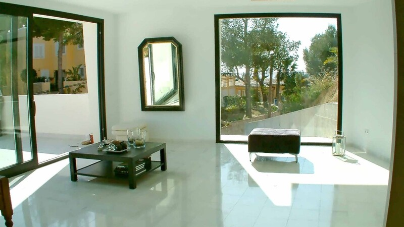 Detached House in Costa de la Calma - Living room