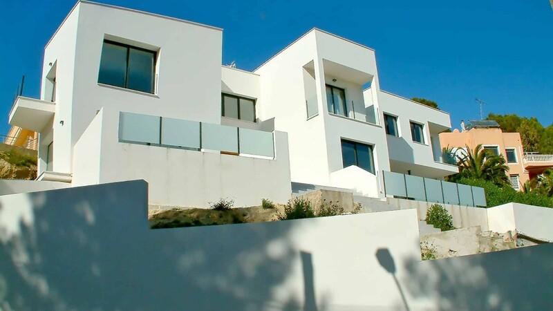 Detached House in Costa de la Calma - Modern House Costa Calma