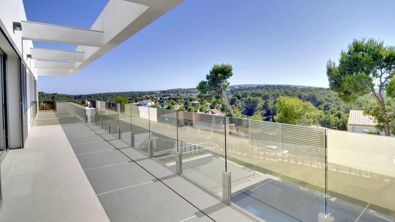 Detached Villa in Cala Vinyes - Superb Views