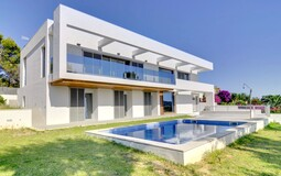 Detached Villa in Cala Vinyes - Beautiful Modern Villa near Adriano