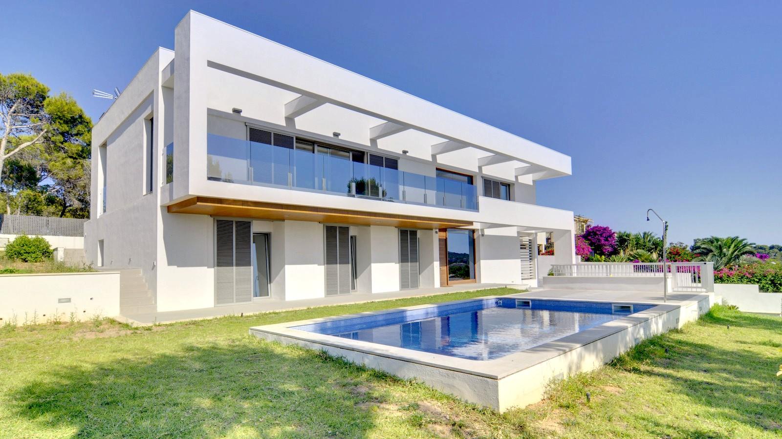 detached villa zu verkaufen im cala vinyes calvi v vinyas 100. Black Bedroom Furniture Sets. Home Design Ideas