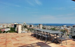 Duplex Penthouse in Palma de Mallorca - Sea View terrace