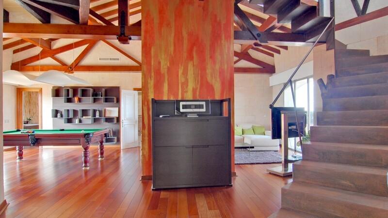 Duplex Penthouse in Palma de Mallorca - Play area