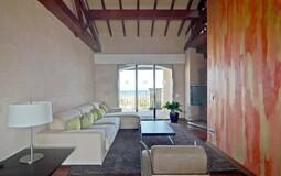 Duplex Penthouse in Palma de Mallorca - Second living room