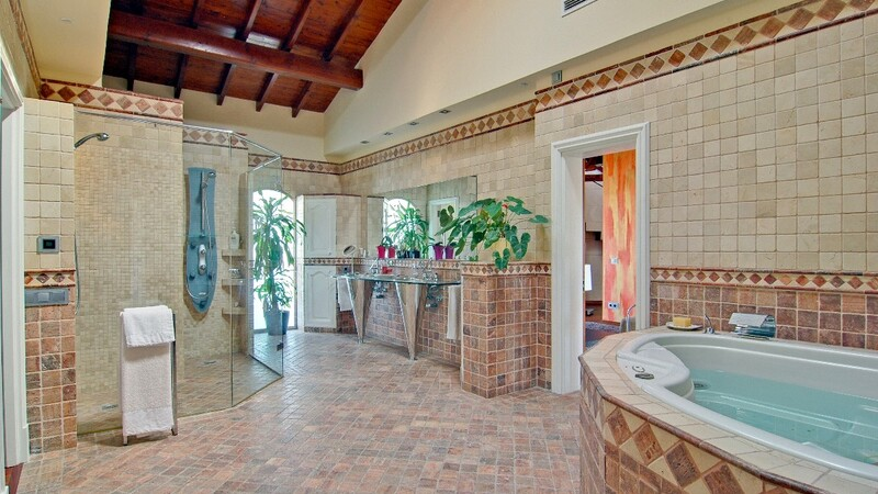 Duplex Penthouse in Palma de Mallorca - Bathroom