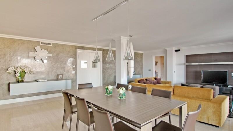 Duplex Penthouse in Palma de Mallorca - Third reception area