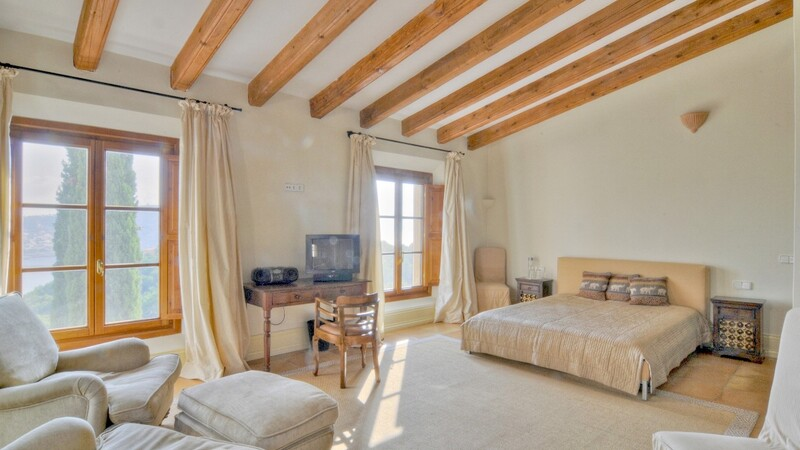 Villa in Camp de Mar - Guest Bedroom
