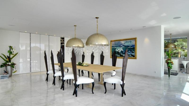 Villa in Nova Santa Ponsa - Dining room
