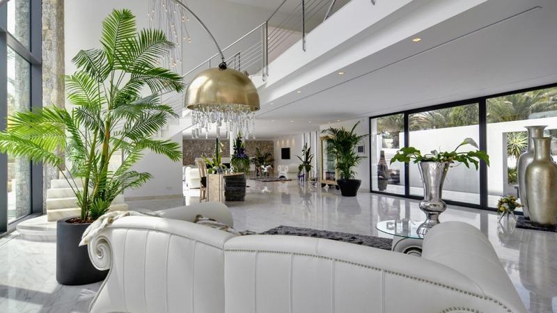 Villa in Nova Santa Ponsa - Open Plan spaces