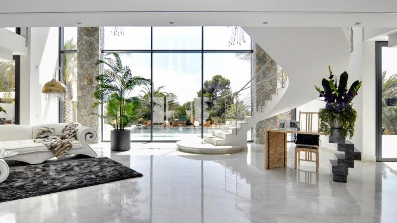 Villa in Nova Santa Ponsa - Stairway