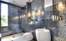 Villa in Nova Santa Ponsa - Guest Bathroom