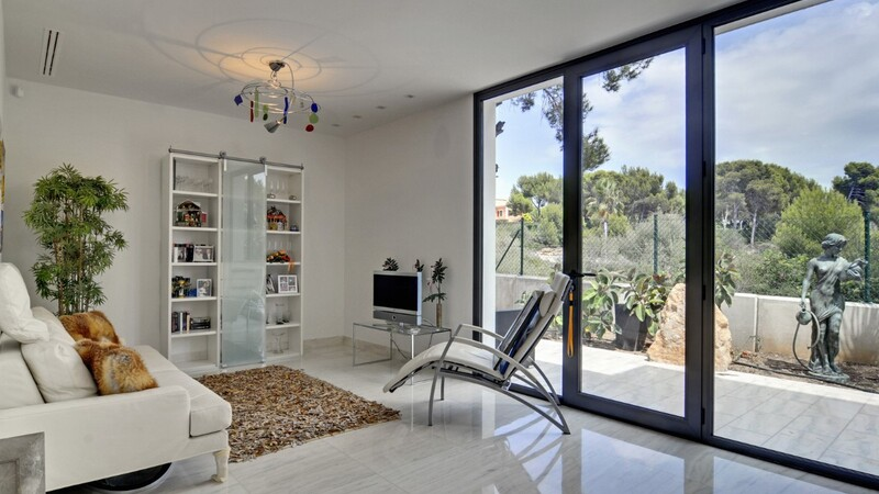 Villa in Nova Santa Ponsa - Secondary reception area