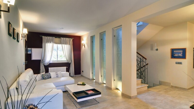 Detached Villa in Costa de la Calma - Second reception area