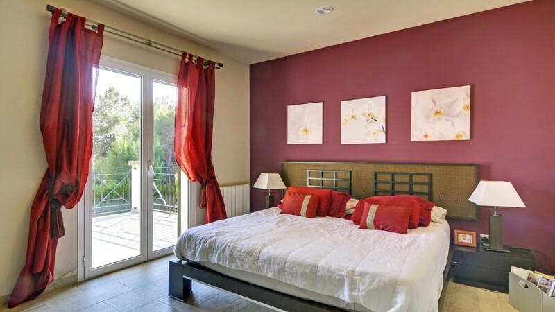 Detached Villa in Costa de la Calma - Bedroom