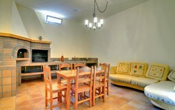 Detached Villa in Costa de la Calma - Barbecue