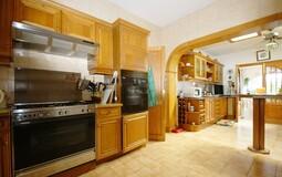 Detached Villa in Portals Nous - Large Kitchen