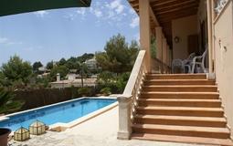 Villa in Costa D´en Blanes - Entrance