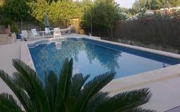 Villa in Costa D´en Blanes - Pool view