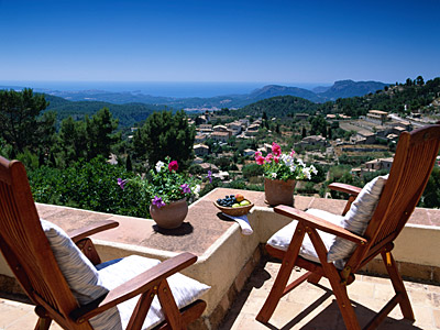 Hotel *** in Mallorca - View