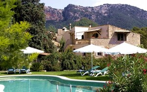 Hotel in Mallorca - Day view