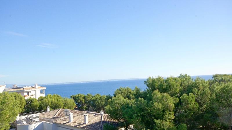 Villa in Cala Vinyes - View