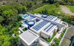 Villa in Sol de Mallorca - Building view aerial1