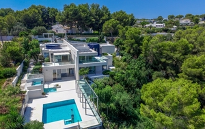 Villa in Sol de Mallorca - Building view