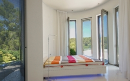 Villa in Sol de Mallorca - Master suite upstairs
