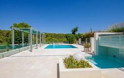 Villa in Sol de Mallorca - Pool terrace