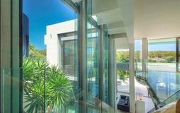 Villa in Sol de Mallorca - Stairway view