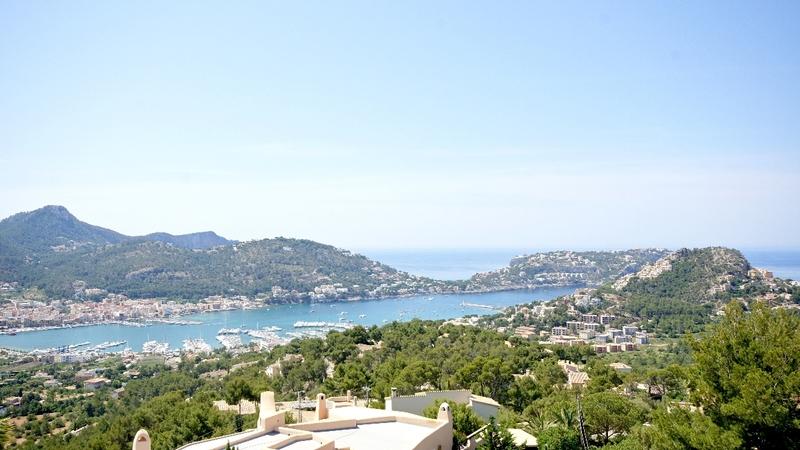 Villa in Andratx - Panoramic