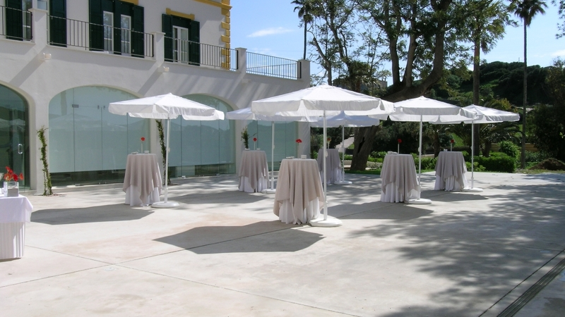 Hotel in Menorca - Uncovered terrace