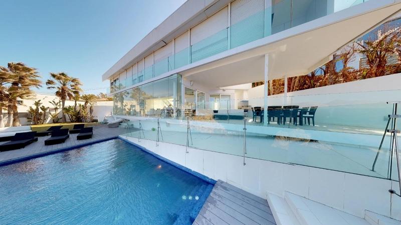 Villa in Nova Santa Ponsa - Pool