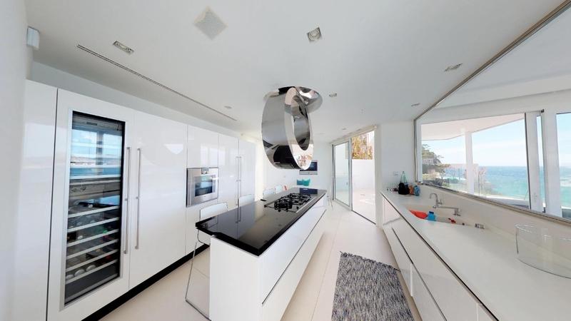 Villa in Nova Santa Ponsa - Kitchen - modern elegant